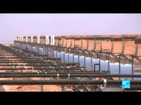 أكبر مشروع للطاقة الشمسية في العالم