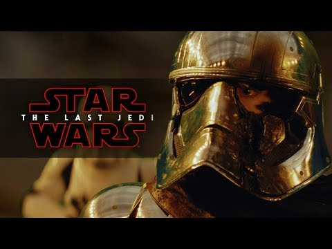 Star Wars: The Last Jedi | Phasma
