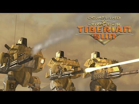 COMMAND & CONQUER TIBERIUM SUN ★ 5 Spieler  ★ Live #746 ★ Multiplayer Gameplay Deutsch German