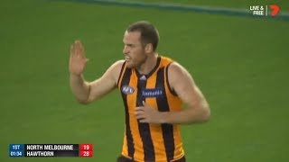 AFL 2015: Round 5 - Hawthorn highlights vs. North Melbourne