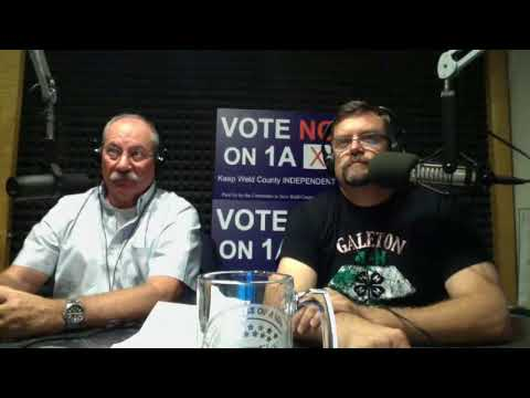 Mike Grillos & Brett Abernathy on Weld County, Co. 1A---Yes or No? Find out Now!