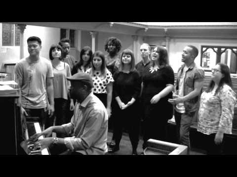 Roar - Katy Perry | gospel choir cover video