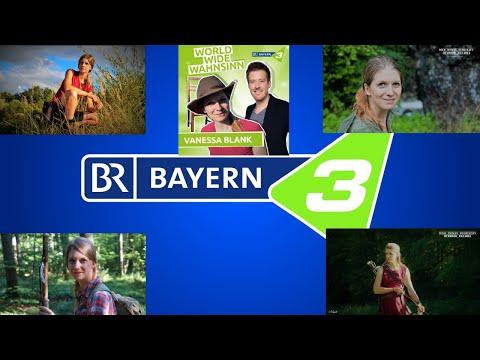 World Wide Wahnsinn - Die Bayern3 Show ???? Vanessa Blank zu Gast bei Sebastian Winkler