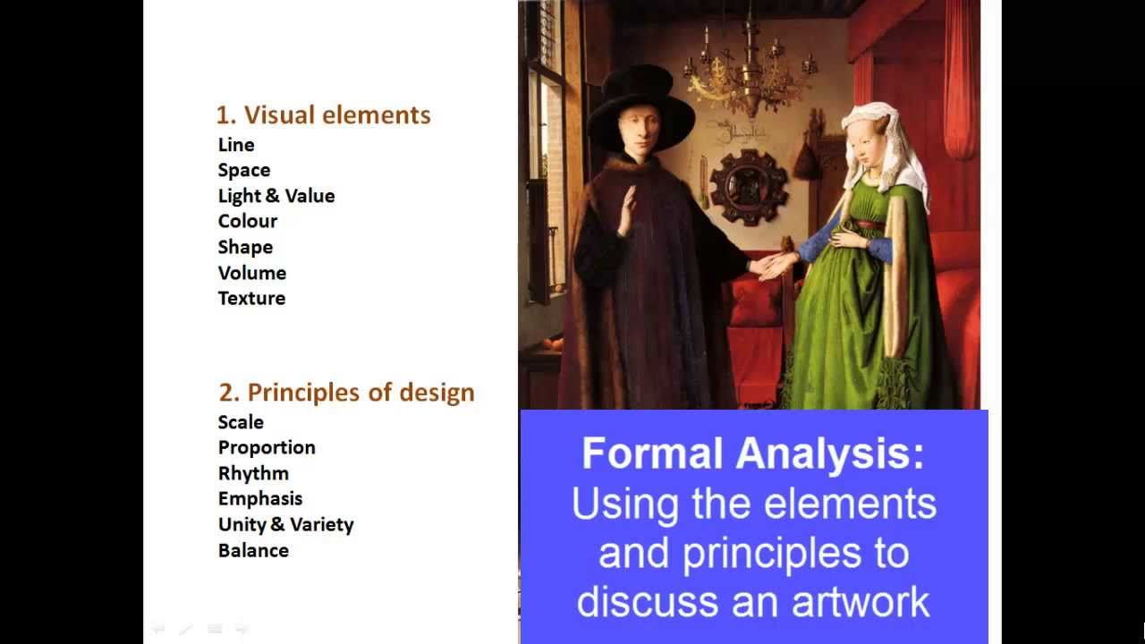 Visual Elements And Principles : Visual literacy elements principles youtube