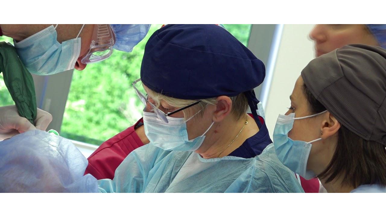 Practiculum Implantologii Sezon VII B Sesja 9 zabieg 8