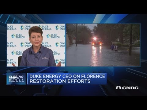 Duke Energy CEO: Power restored to more than 1 million customers