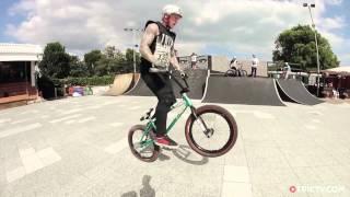 Bike Check - Mark Webb's Total BMX Voltron V2   Back On It, Ep. 3