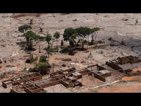 Owners of Brazil mine fined more than 60m dollars over burst dams
