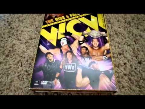 Ten Must Own Pro Wrestling DVDS!!!!!