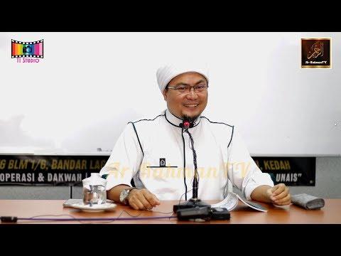 Ustaz Jafri Abu Bakar - Solat Sunat TAUBAT, HAJAT  & TASBIH
