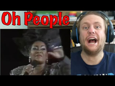 Patti Labelle - Oh People (Live At 100th Birthday Of Statue Of Liberty) Reaction!