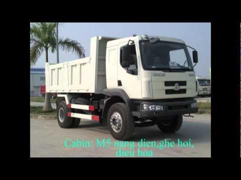 Xe ben 8T Dong Feng Hai Au, Lop bo thep  Call Phong Kd  0985981801