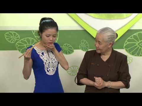 Món chay 35  - Gỏi Tần ô