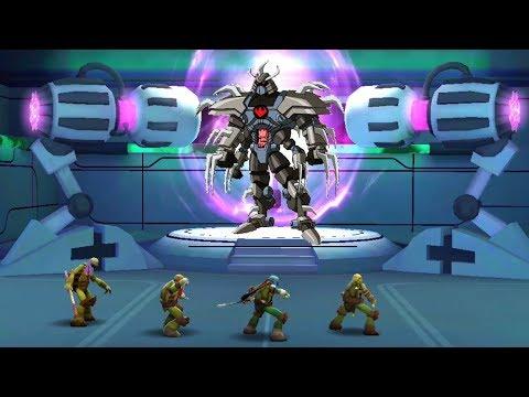 Shredder Strikes Hard - Teenage Mutant Ninja Turtles Legends