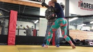 Inside Boxing Training - Part 2 - Tess Kielhamer