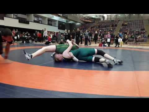 2016 Dino Invitational: 63 kg Kathrin Waeckerlin vs. Cholena Horne
