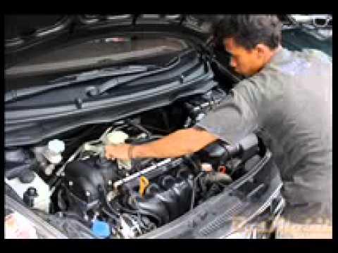 Cara Service Mesin Mobil Mati Tidak Hidup