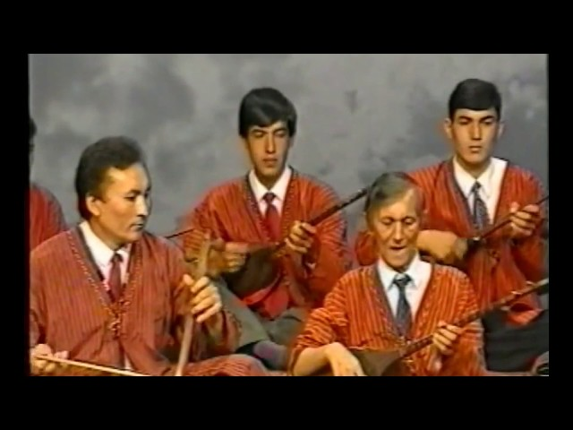 Mane Gara - Biwepalardan (Turkmen Dutar)