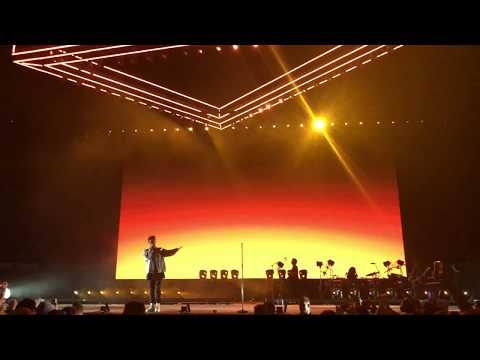 THE WEEKND TELL YOUR FRIENDS / DIE FOR YOU LIVE SYDNEY 4K NIGHT 1
