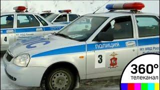 в Дзержинске сотрудники ГИБДД прошли курсы экстремального вождения