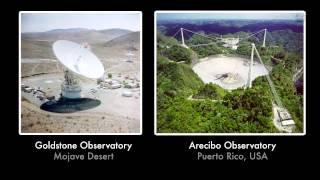 ScienceCasts: Big Asteroid Flyby