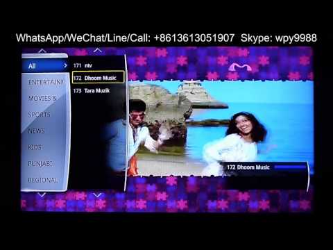 MarsTV Tonomac Indian Pakistan Android IPTV Box Urdu Bangla ATN Rtv Ntv Dhoom Tara