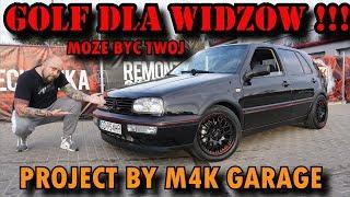 Już JEST !!! VW GOLF DLA widzów.  By M4K GARAGE