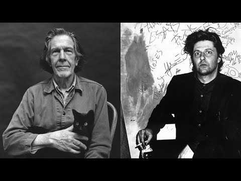 John Cage talks about Glenn Branca for 18 minutes