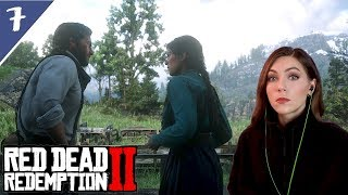 Helping Mary, Meeting Jamie & Karen WHY | Red Dead Redemption 2 Pt. 7 | Marz Plays
