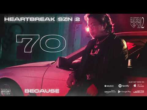 Because - 70 (Official Audio)