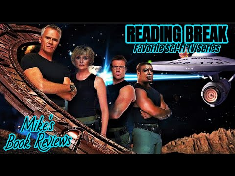 My Top 15 Sci-Fi TV Series Of All Time (Off The Books #1)