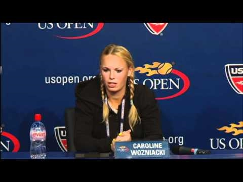 2010 US Open Press Conferences: Caroline Wozniacki (Third Round)