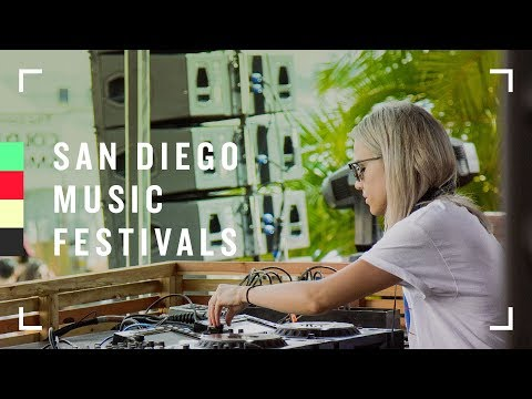 San Diego Music Festivals – Guides to the Good Stuff