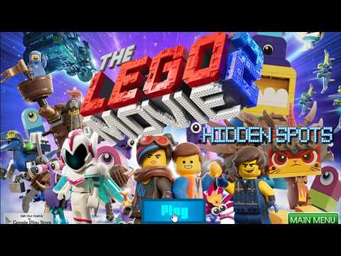 Lego Movie Hidden Spots