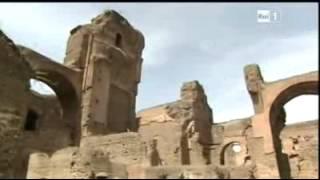 Terme di Caracalla da Passaggio a Nord Ovest