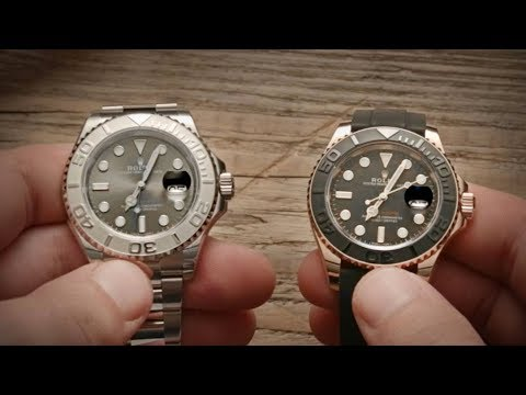 Rolex Yacht-Master 116622 & 116655 Review | Watchfinder & Co.