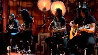 "Slash ""Not For Me"" Guitar Center Sessions on DIRECTV"