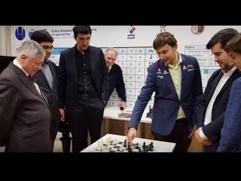 world champions vrs three Russian talents! Who will win?
