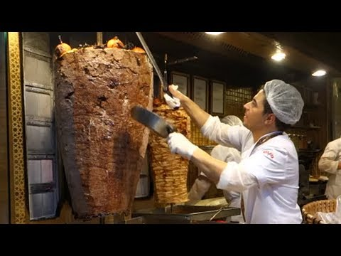 Best Turkish Food | Food In Istanbul | Street Food In Turkey
