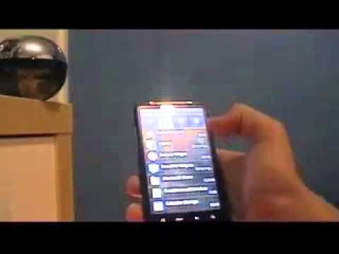 how to turn off htc sense