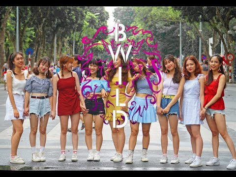 "[KPOP IN PUBLIC CHALLENGE] TWICE(트와이스) ""Dance The Night Away""  Dance Cover By B-Wild From Vietnam"