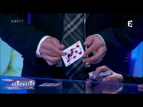 Antonio le magicien bluffe Elsa Zylberstein #AcTualiTy
