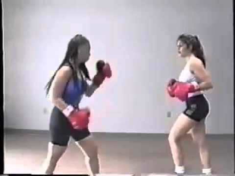 erotic female boxing
