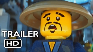 The LEGO Ninjago Movie Trailer Teaser (2017) Jackie Chan, Dave Franco Animated Movie HD