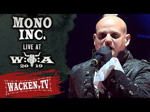 Mono Inc. - Full Show - Live at Wacken Open Air 2019