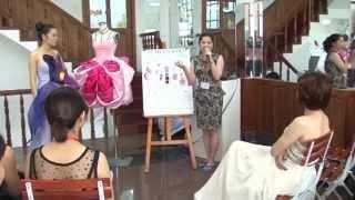 Khóa học thiết kế thời trang tại Trường Quốc Thảo & Học Viện FDA Sài Gòn