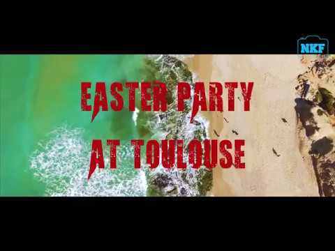 2018 EASTER PARTY AT TOULOUSE FRANCE