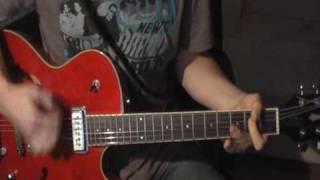 die ärzte cover - Popstar (Gitarre by DSP)
