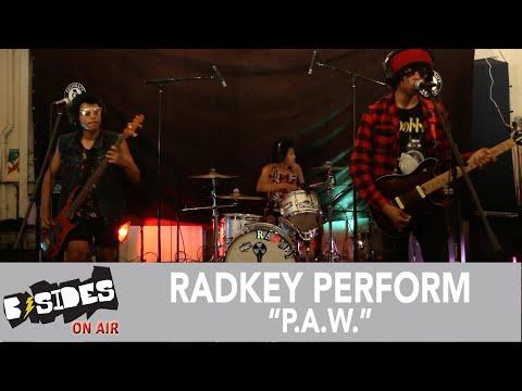 "Radkey Performs ""P.A.W."" for B-Sides"