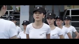 Phim Hành Động Vũ Khí Gợi Cảm - Gay cấn võ thuật gái xinh
